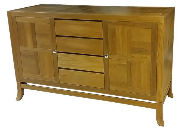 ตู้เก็บของไม้สักทอง SIDEBOARD
