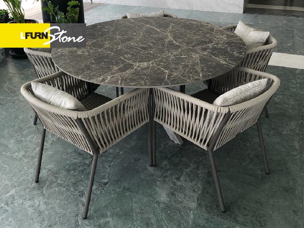 AMBER (12MM.) หินสังเคราะห์ หินเทียม โต๊ะหินอ่อน เคาน์เตอร์หินอ่อน Stone surface Thai stone