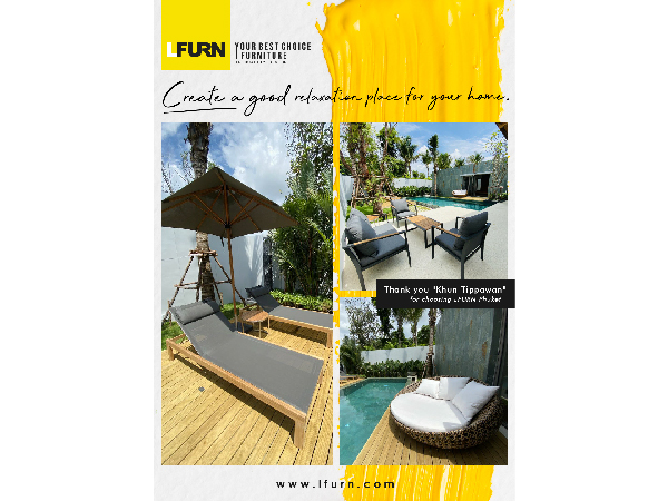 Outdoor Furniture LFURN Phuket