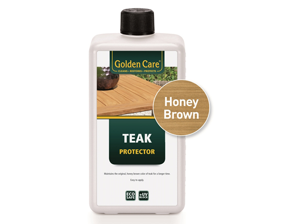 TEAK PROTECTOR - HONEY BROWN
